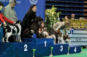 BEST IN SHOW PUPPY - 1!!!, International All Breed Dog Show Rzeszow 2011